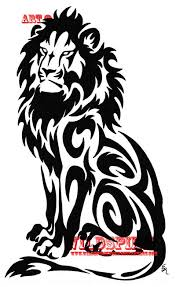 graphics for graphics and clip art lion tattoo www graphicsbuzz com