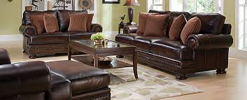 Raymour And Flanigan Area Rugs Foster Traditional Leather Living Room Collection Design Tips