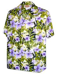 hawaiian shirt big island forest shaka time hawaii clothing store