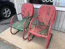 trendy antique metal lawn chairs on furniture ideas c14 with