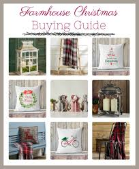 farmhouse christmas buying guide what meegan makes