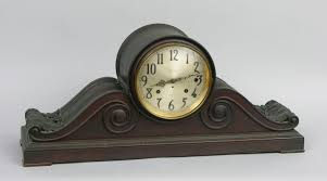 Mantel Clock Plans A Seth Thomas Tambour Sonora 5 Chime Mantel Clock 03 05 09 Sold