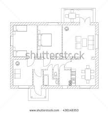 Floor Plan White House Floorplan Stock Images Royalty Free Images U0026 Vectors Shutterstock