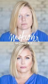 hair makeovers for women over 40 makeover monday kat over 40 series maskcara pinterest