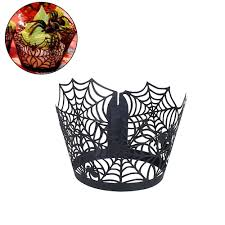 black background halloween toll tray compare prices on halloween spider cake online shopping buy low