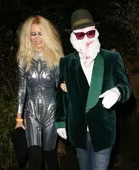 ross halloween costume claudia schiffer at jonatha ross u0027 halloween party in london 10 31