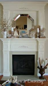decoration interesting fireplace mantel decorating ideas for your
