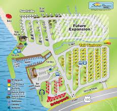 Gulf State Park Map by Onalaska Texas Campground Lake Livingston Onalaska Koa