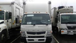 mitsubishi truck canter isuzu nrr landscape dump truck feature friday