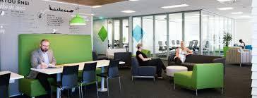 Commercial Fit Out Office Interior Catalyst Consulting