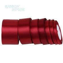 burgundy ribbon buy burgundy ribbon and get free shipping on aliexpress