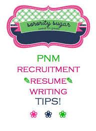 Sorority Recruitment Resume 105 Best Recruitment Images On Pinterest Phi Mu Sorority Life