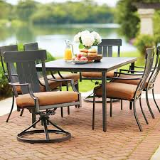 Home Depot Patio Clearance Create U0026 Customize Your Patio Furniture Oak Heights Collection