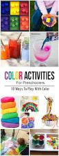 best 25 color activities ideas on pinterest preschool color