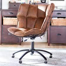 pottery barn desk chair trailblazer glove swivel chair pbteen