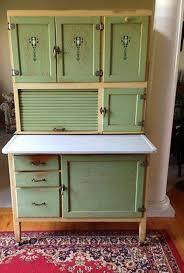 hoosier style kitchen cabinet furniture hoosier cabinet furniture vintage green hoosier