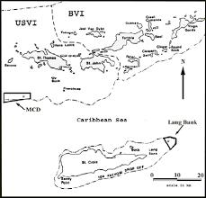 map of bvi and usvi map of united states usvi and bvi islands