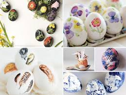 how to decorate easter eggs the 33 most gorgeous creative easter egg decorating ideas