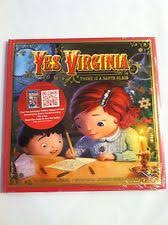 yes virginia there is a santa claus childrens book story