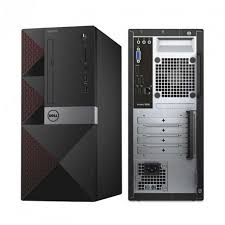 dell ordinateur de bureau pc de bureau dell vostro 3668 i7 7è gén 8go 1to mytek