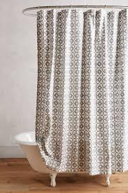 Shower Curtain Blue Brown Contemporary Fabric Shower Curtains Uk Integralbook Com