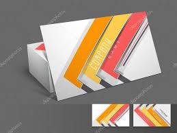 visitenkarten designer und designer visitenkarten oder visitenkarte eps 10 stockvektor