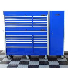 husky 5 drawer side cabinet toolbox side shelf tool vault drawer tool cabinet w top chest side