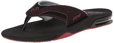 mens reef fanning flip flops sale reef flip flops sale reef fanning men s thong sandals red shoes