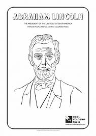coloring pages abraham lincoln coloring abraham