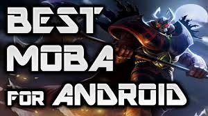 saiuuuuuu novo moba android em 3d youtube gaming