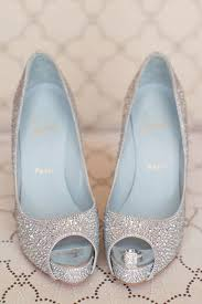 wedding shoes bottoms christian louboutin wedding blue sole shoes thisbe grace photography