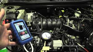 symptoms and causes of low fuel pressure part 1 youtube