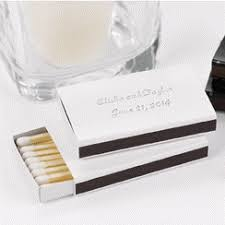 matches for wedding personalized wedding matches the match wedding favours