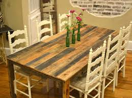 Wooden Table Plans Free by Dining Tables Glamorous Harvest Style Dining Table Harvest Table