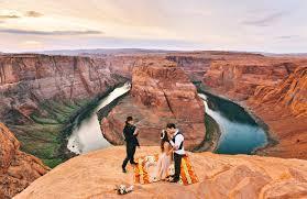 magical elopement at horseshoe bend jamie justin green