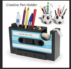 gadget bureau smartlife rembobinage bureau bien rangé rétro cassette bande
