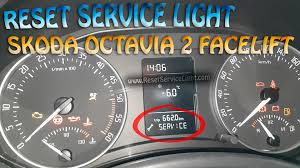 Reset Service Engine Soon Light Reset Service Light Indicator Skoda Superb U2013 Reset Service Light
