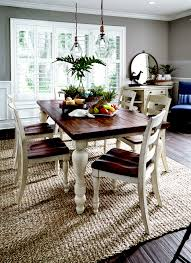 ashley u0027s marsilona dining love the dark and light wood together