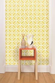 geometrically daisy chain geometric wallpaper design by layla