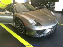 Porsche 918 Liquid Metal - automotive the porsche 918 spyder at thermal club part 1