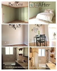 before and after staging vignette staging works u2013 carriage house staging u0026 design llc