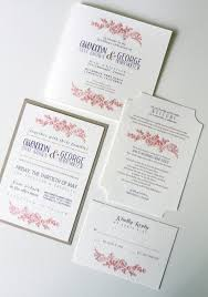 Wedding Itinerary Itinerary Paper Brockband