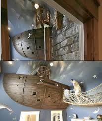 Pirate Ship Bedroom by World U0027s Coolest Bedroom Has A Floating Pirate Ship Techeblog