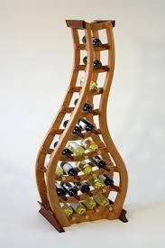 Oak Wine Cabinet Sale Floor Standing Wine Rack Sosfund