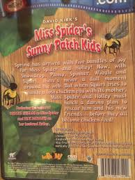 spider u0027s sunny patch kids feature length movie movie dvd