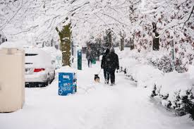 oh my god it s probably going to snow in portland again