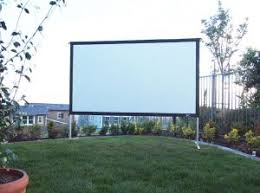 Backyard Movie Theatre by Outdoor Movie Hq Backyard Movies Screens And Projectors