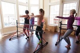 barre class at home barre be well studios