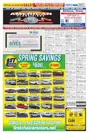 american classifieds abilene 04 27 17 by american classifieds