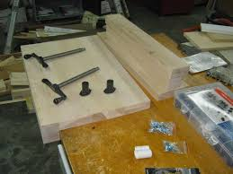 the valley woodworker bench details